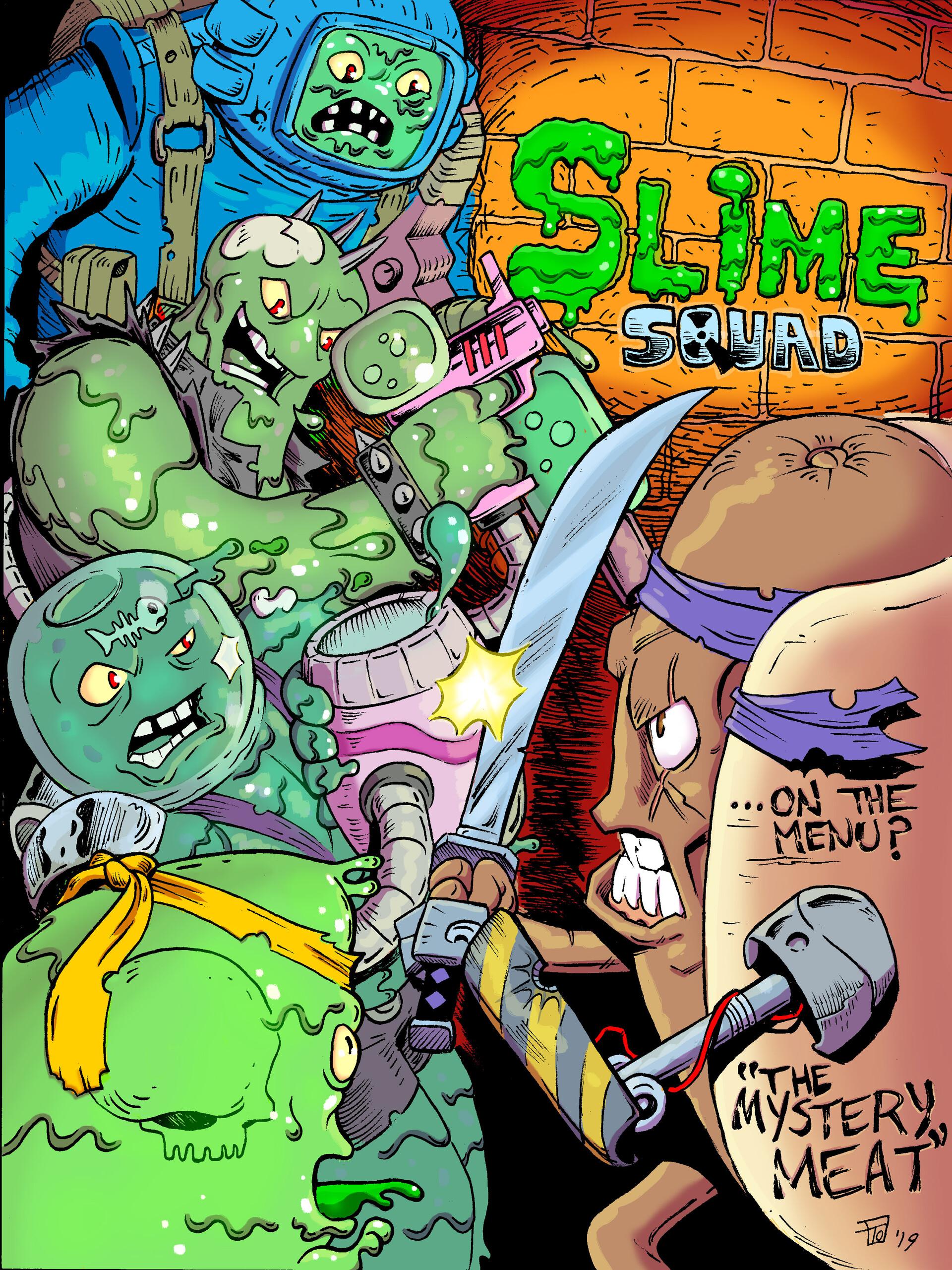 Thomas o halloren slime squx