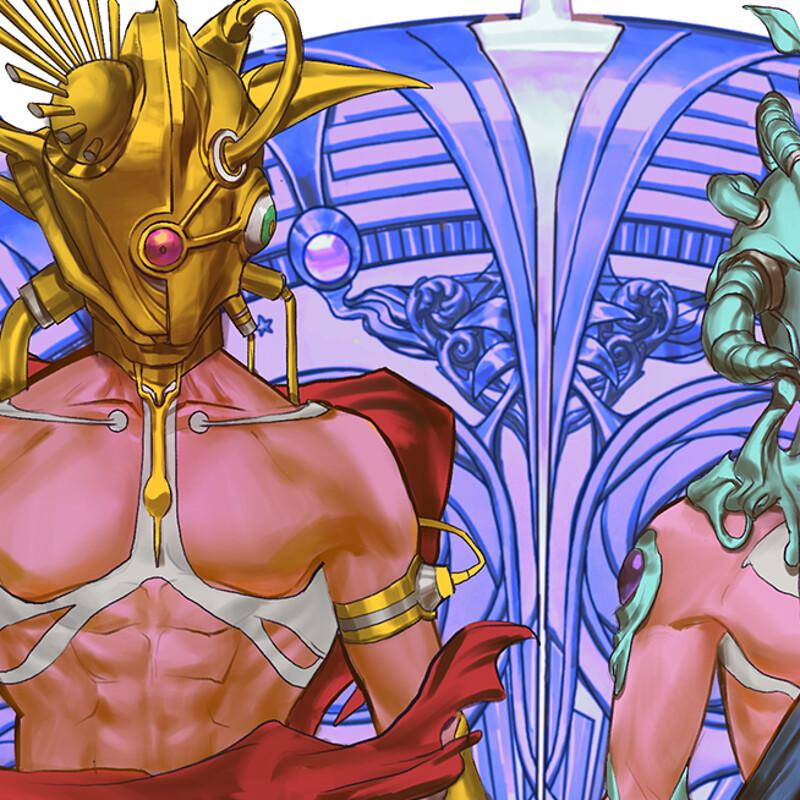 duo gods