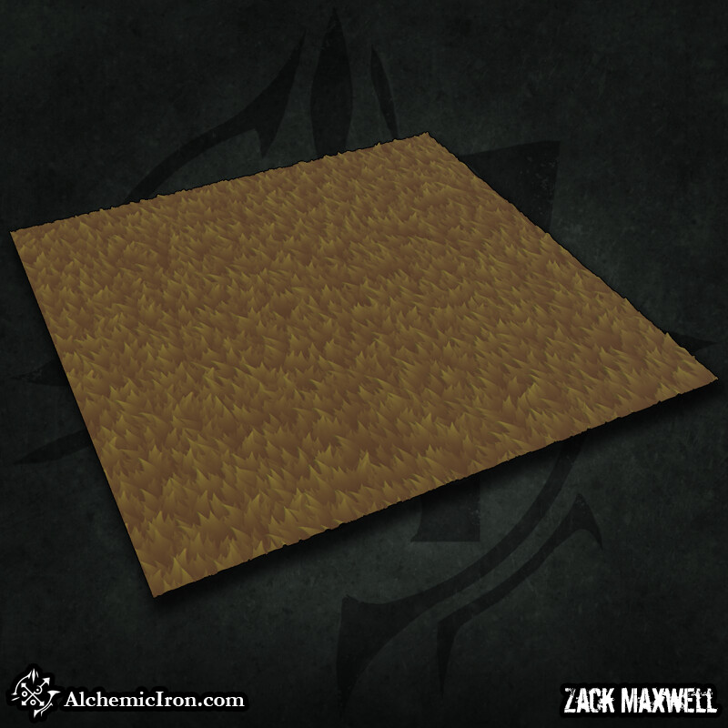 Zack maxwell grassplanedex