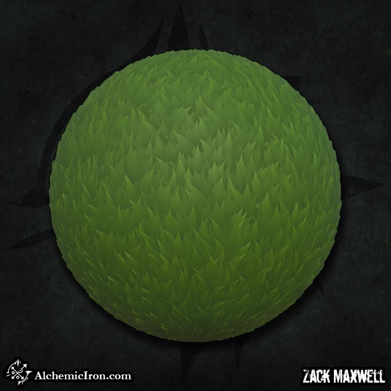 Zack maxwell grasssphere