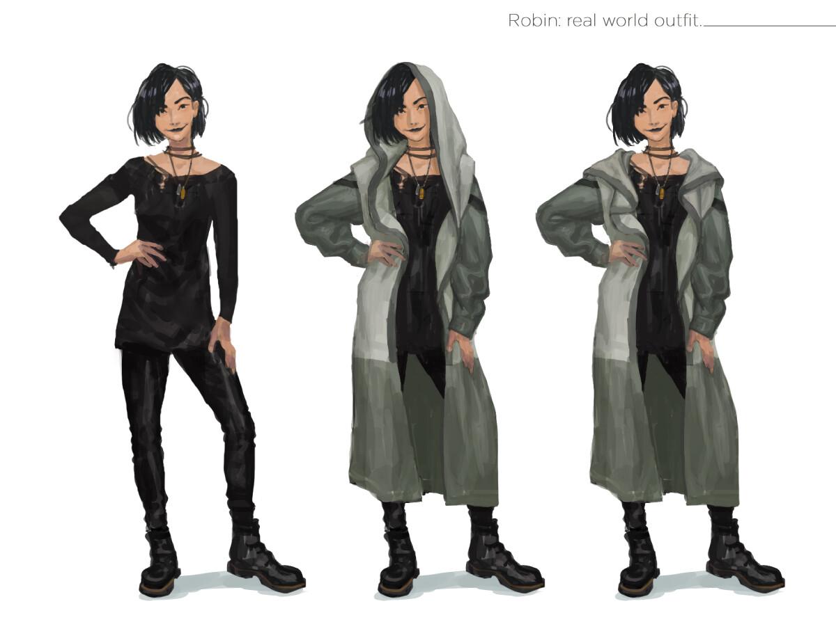 Kelsey martin robin alt outfits m