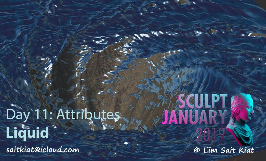 ArtStation - SculptJanuary2019, CJ Lim