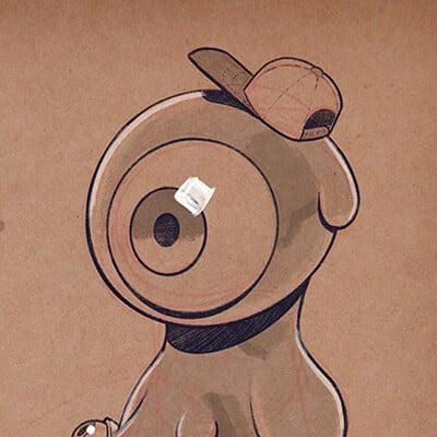 Mike henry sketchbombslime