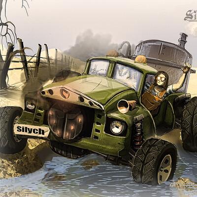Dmitriy silka steamcar