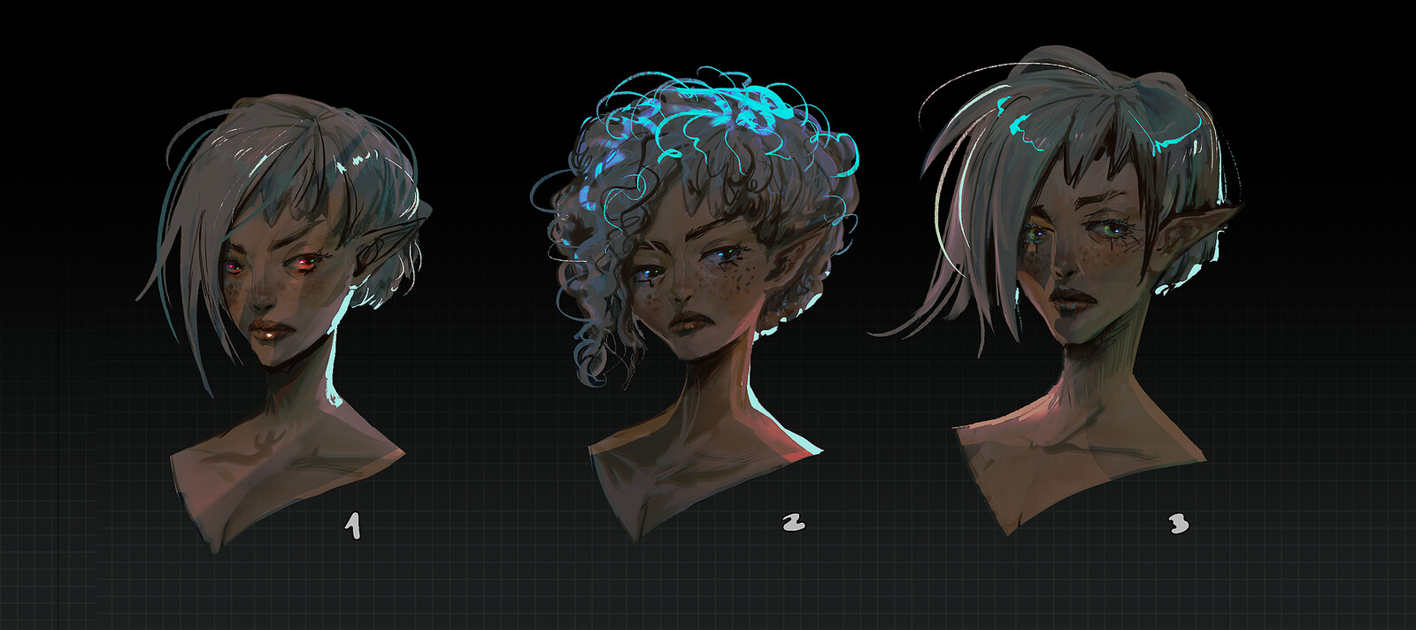 Face style exploration