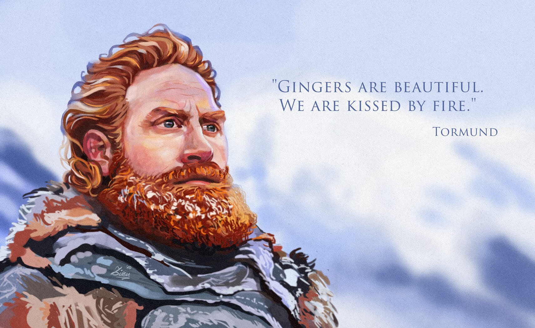 Tormund Giantsbane - quote