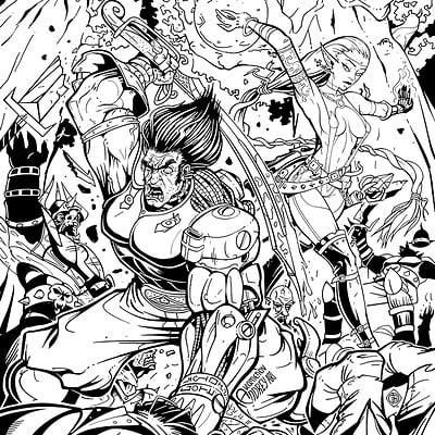 Andrey kamenov sword and magic 01