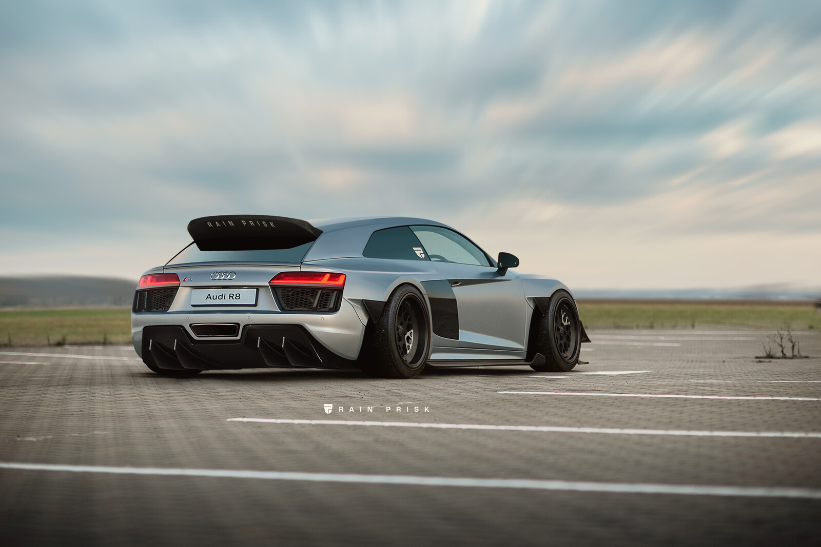 Fat R8 Shooting brake