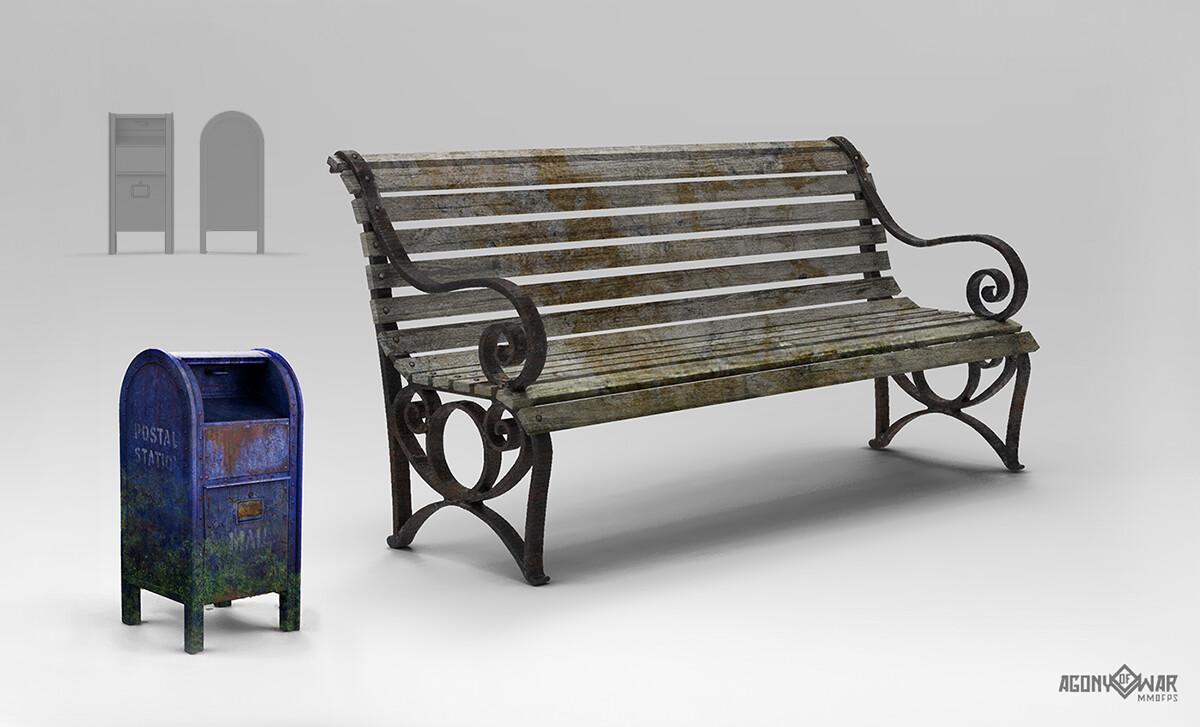Timur kvasov bench