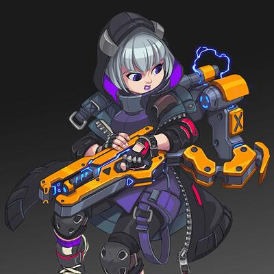 Joao henrique pacheco gun girl 5