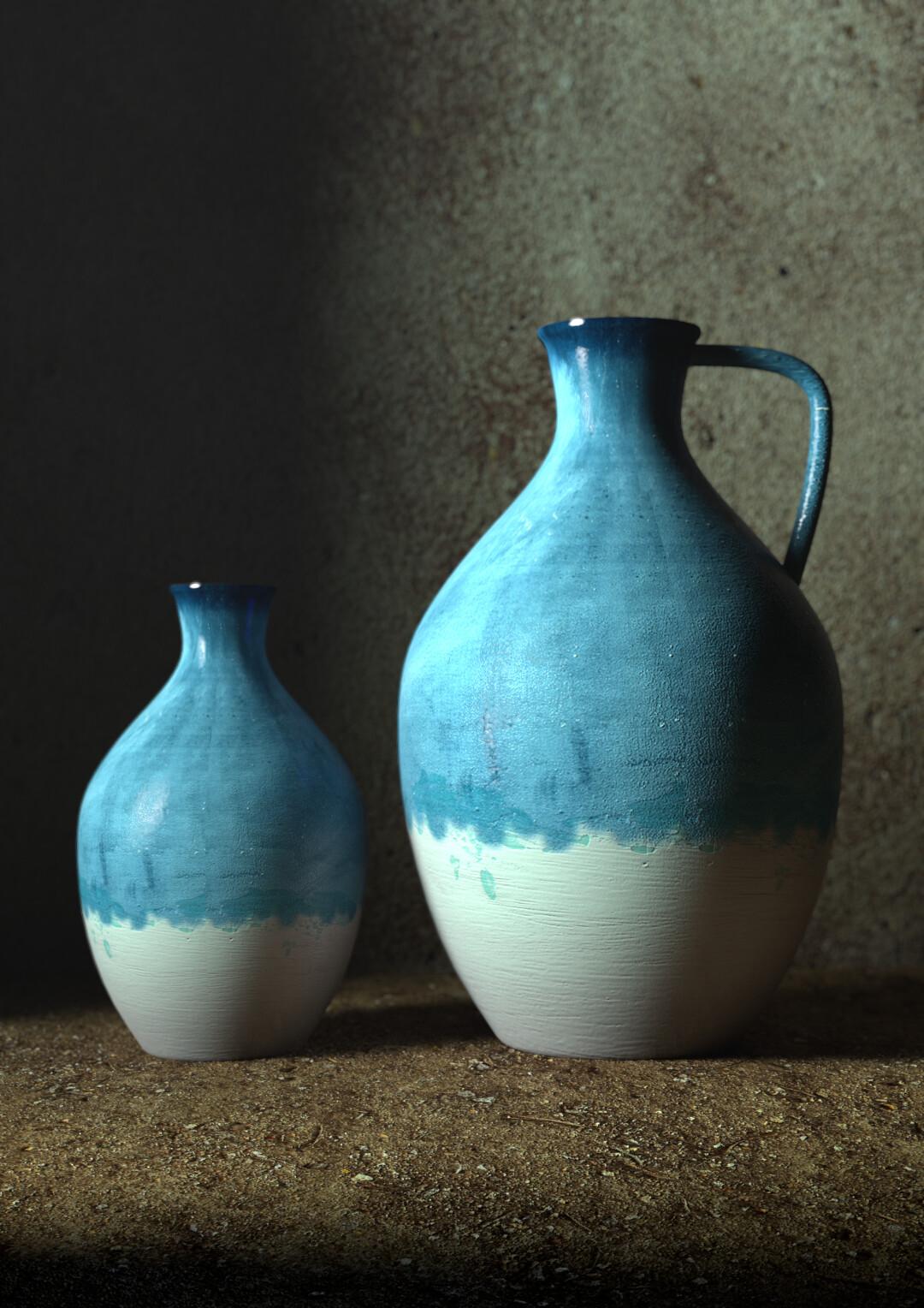Bawar a muhamx vase