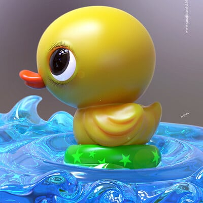 Surajit sen pingpong cg duck surajitsen march2019