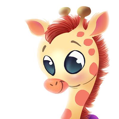 Vipin jacob giraffe