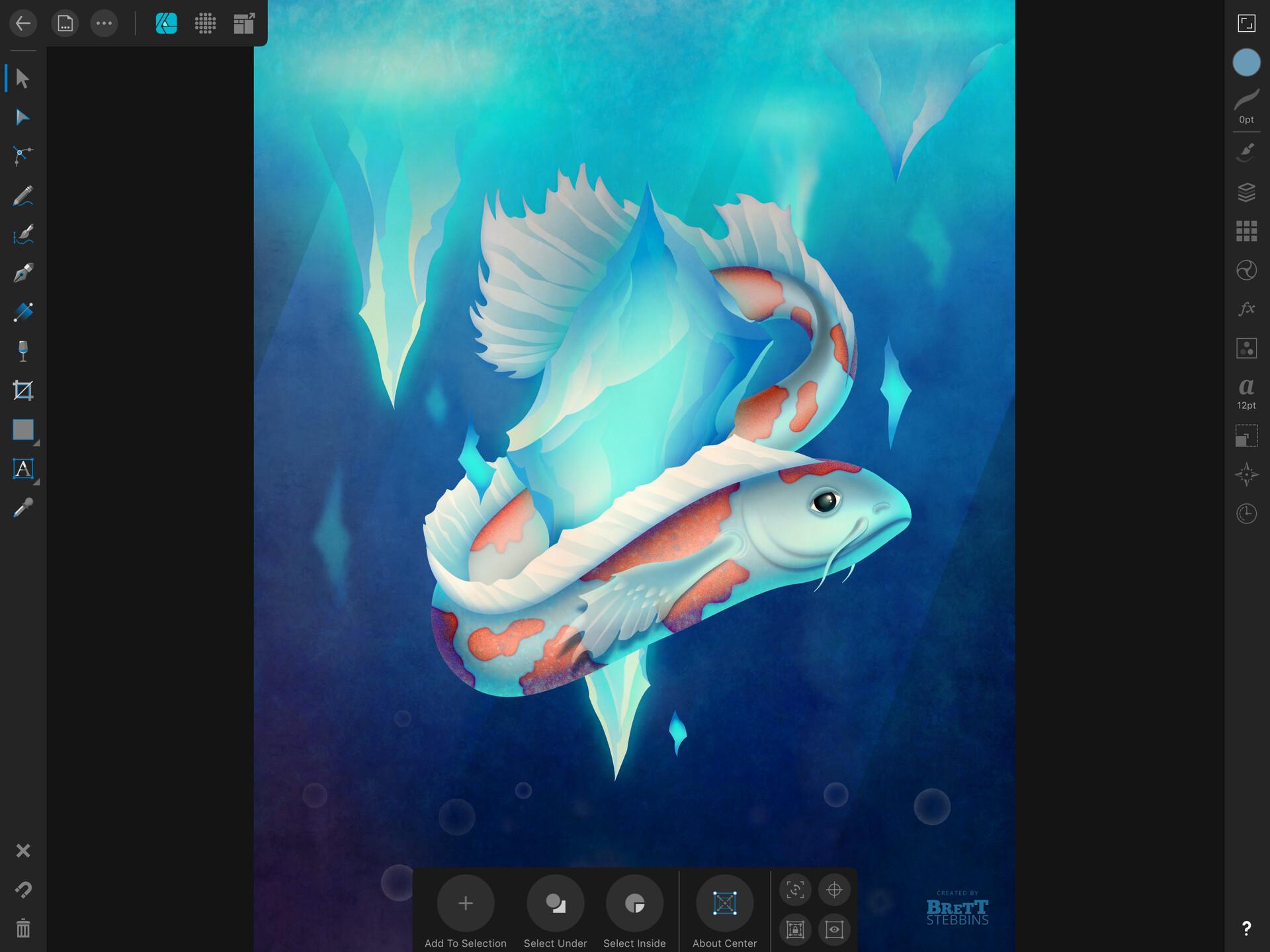 Brett stebbins koi eel 01 screenshot 01