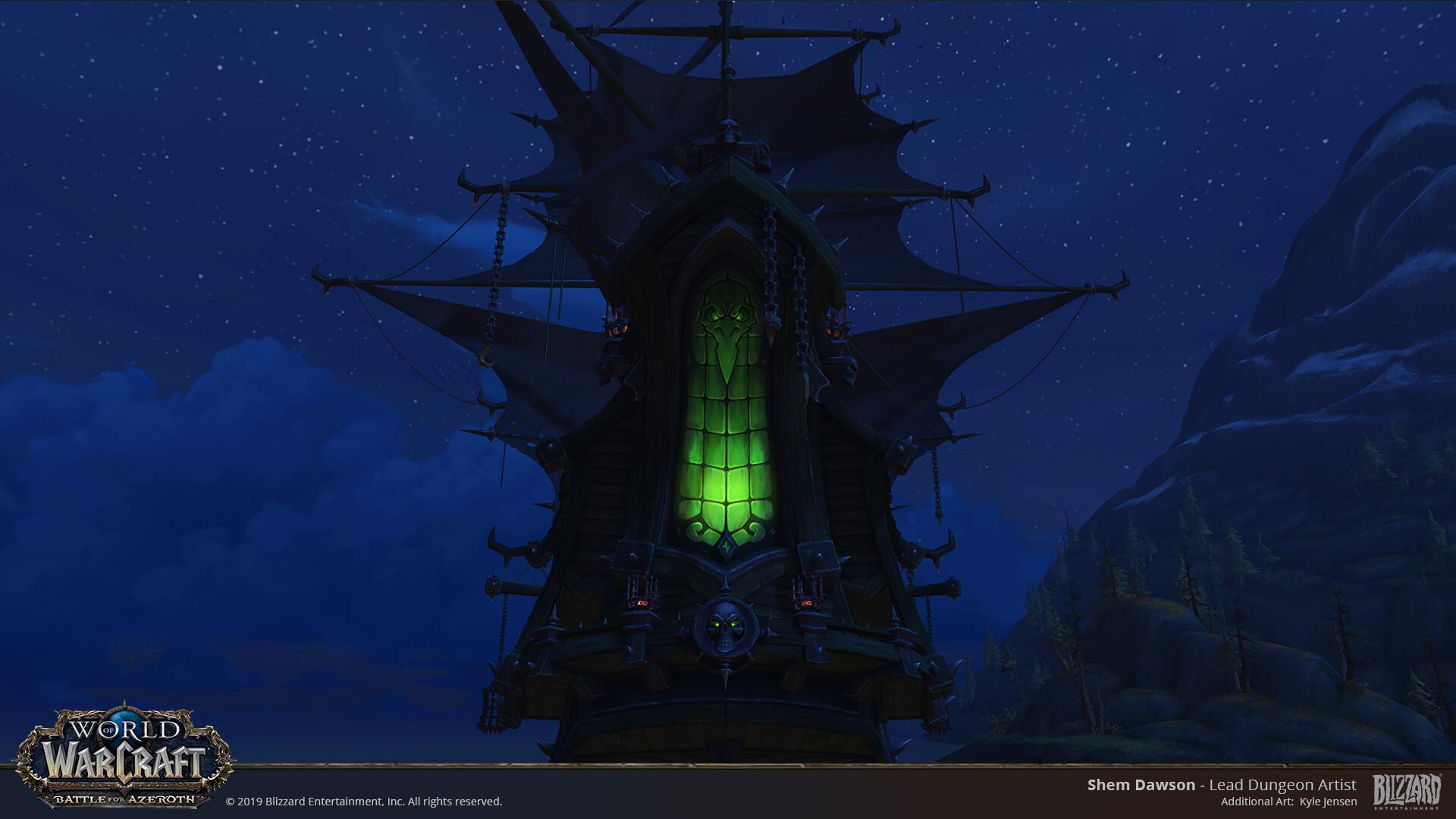 Shem dawson forskaen ship image11