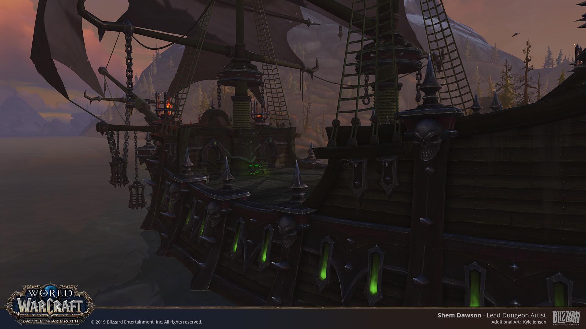 Shem dawson forskaen ship image06