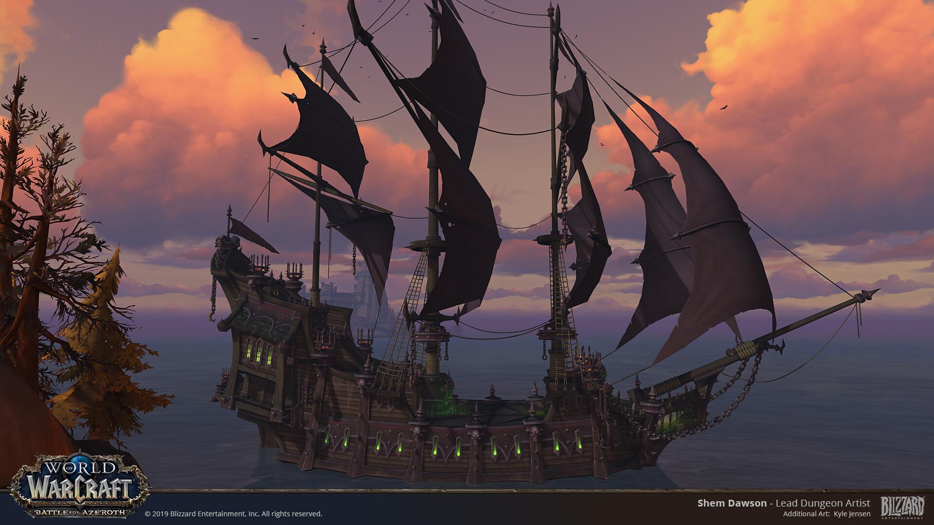 Shem dawson forskaen ship image07