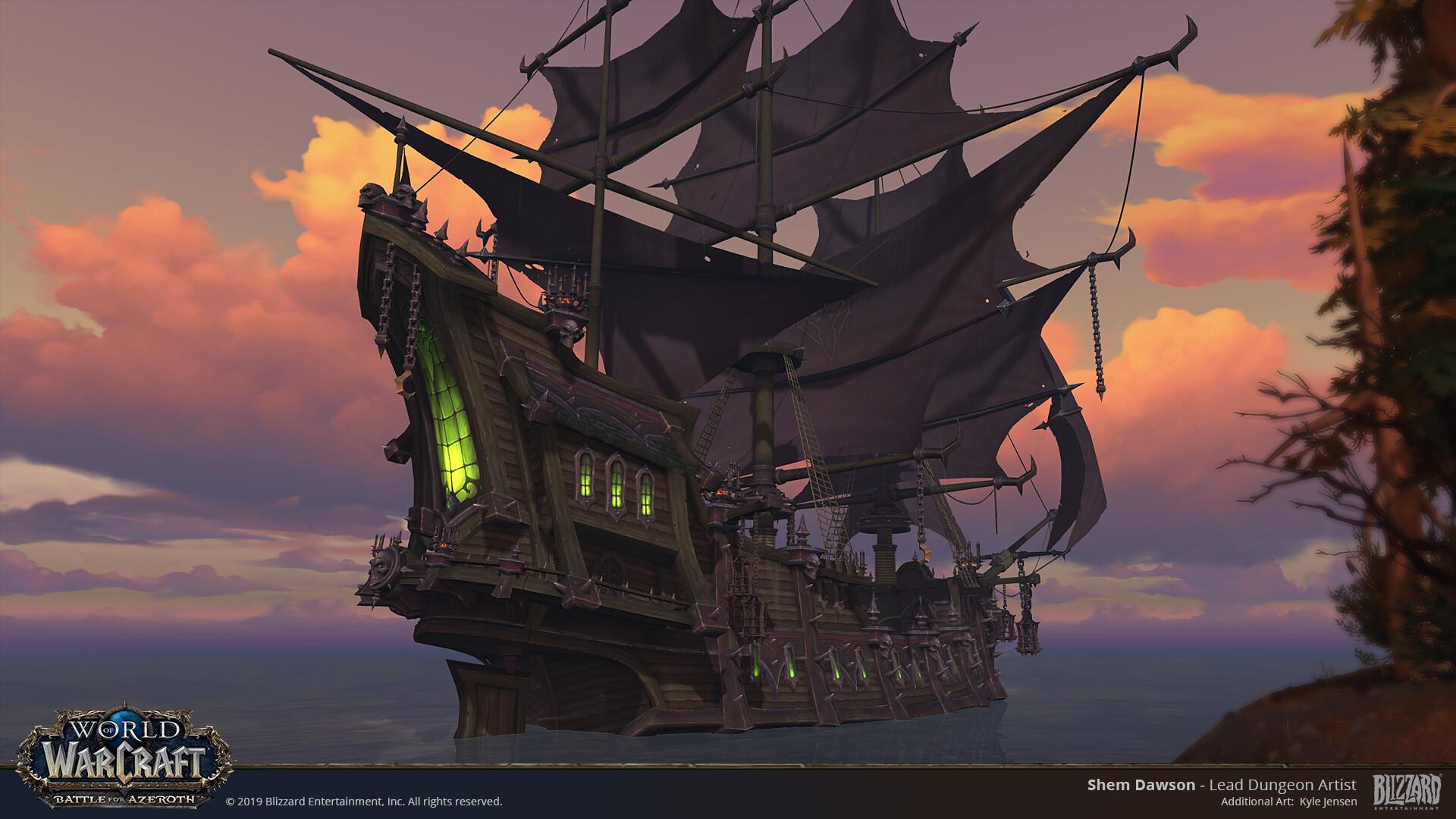 Shem dawson forskaen ship image08