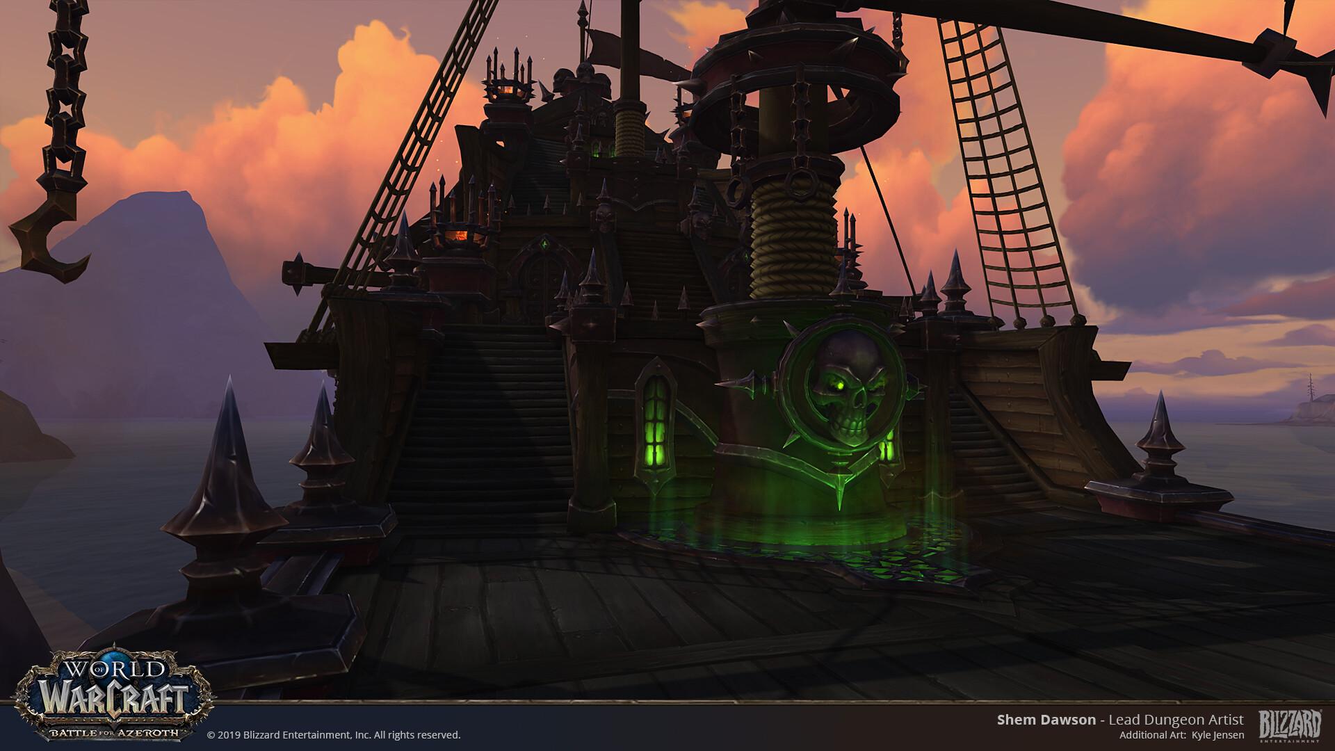 Shem dawson forskaen ship image05