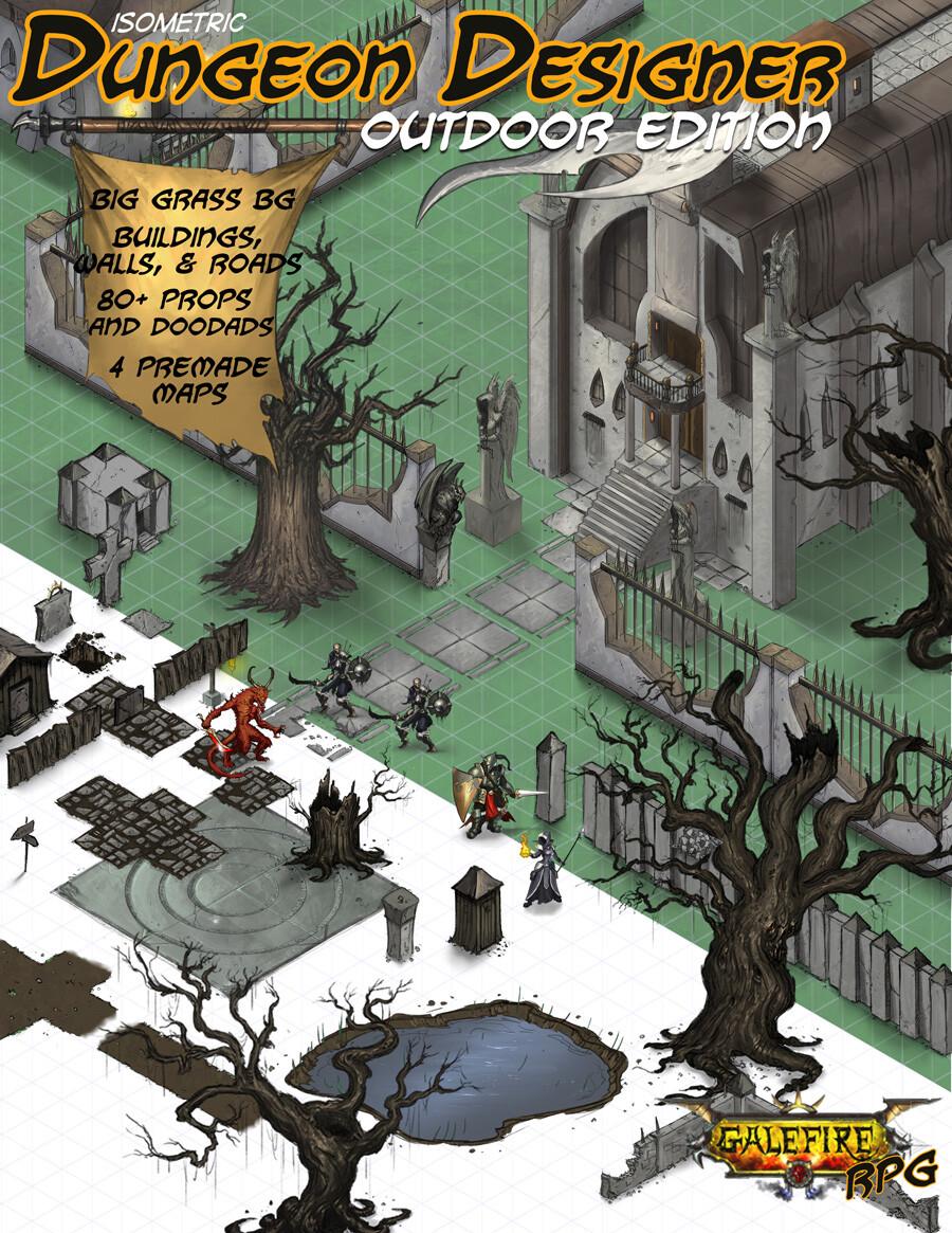 Michael rookard dungeondesigner outdoor galefirerpg marketing letter