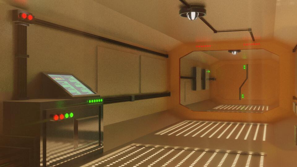 Scifi Corridor