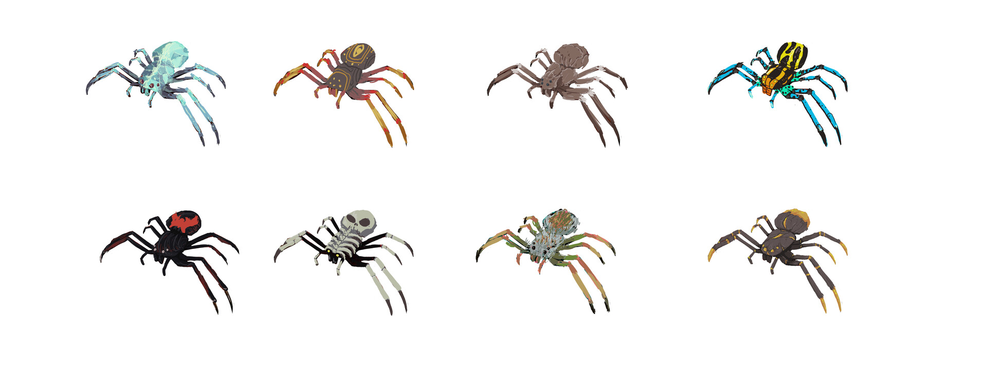 Spider Concepts