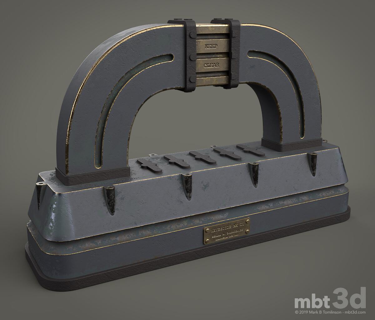 Waveguide Mk II: