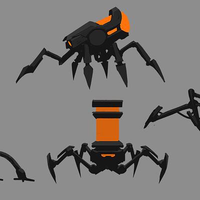 Nagy norbert creature thumbnails