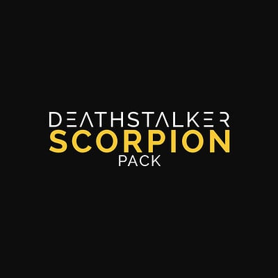 Jan wah li deathstalker scorpion logo