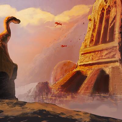 Sylvain romiguier dragons lair 20190320