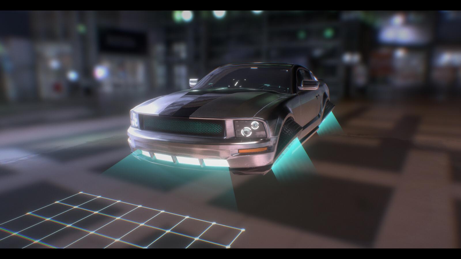 Sports Car Texturing Challenge - Sketchfab