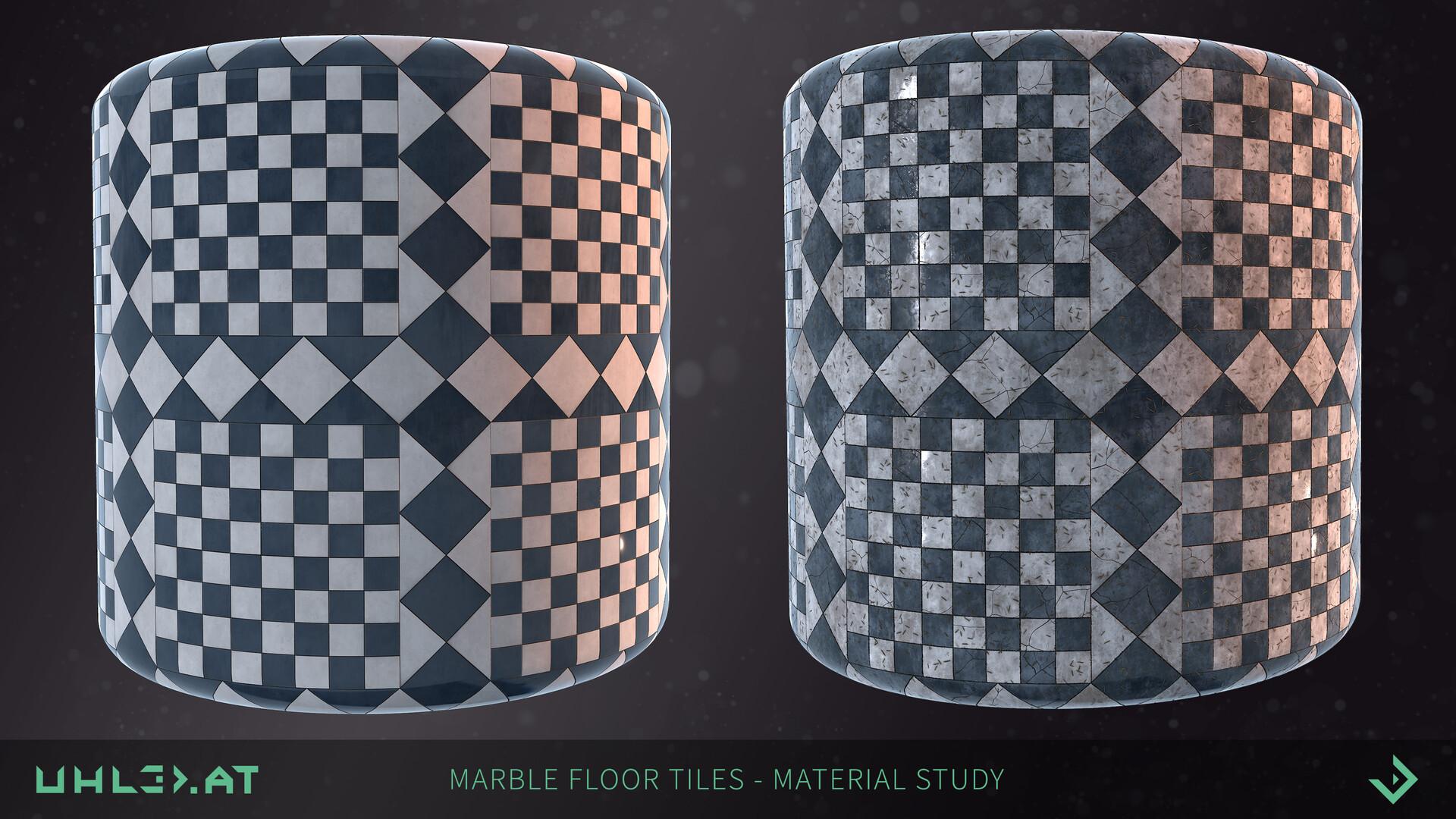 Dominik uhl marble floor tiles 03