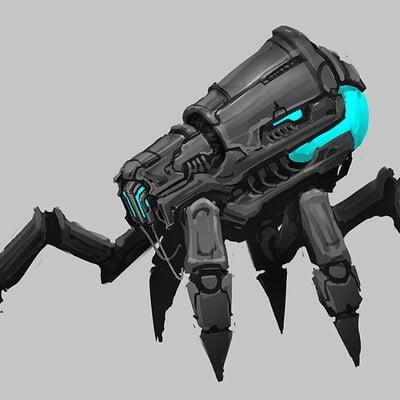 Nagy norbert spider robot