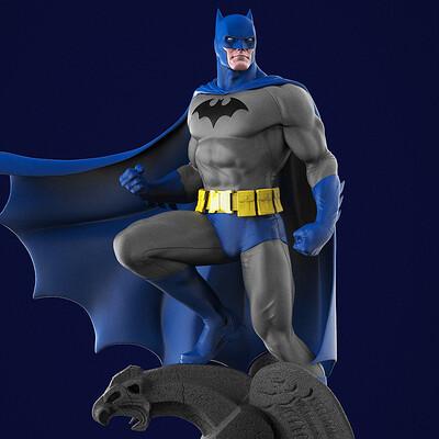 Alterton bizarre batman tweeterhex