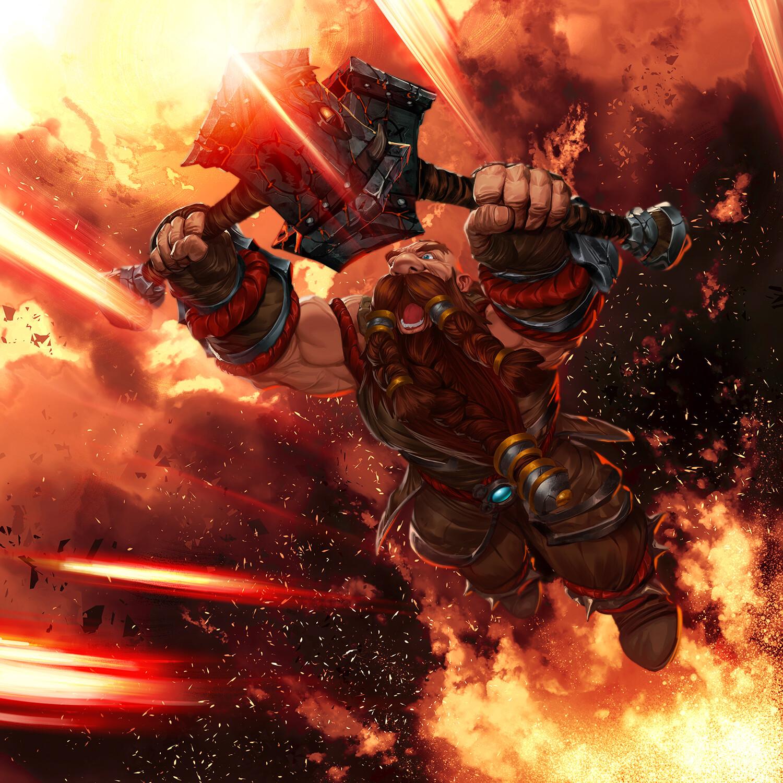 World of Warcraft Doom Hammer