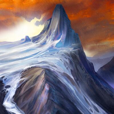 Josiah herman mountaintop