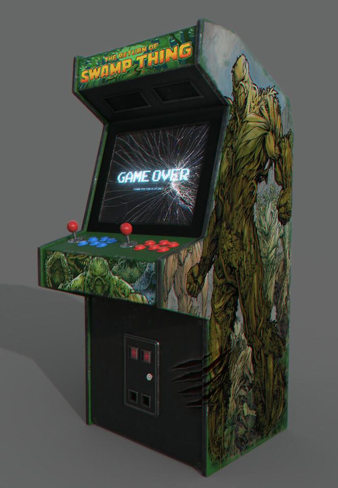 Brian shray arcade2