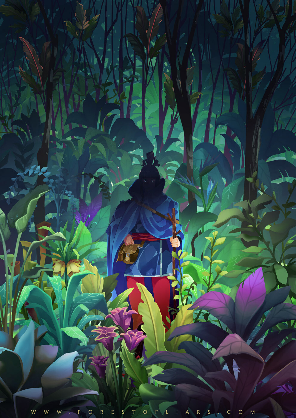 Forest of Liars : Senzu