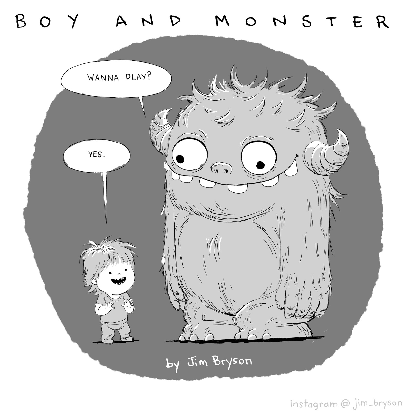 Boy and Monster