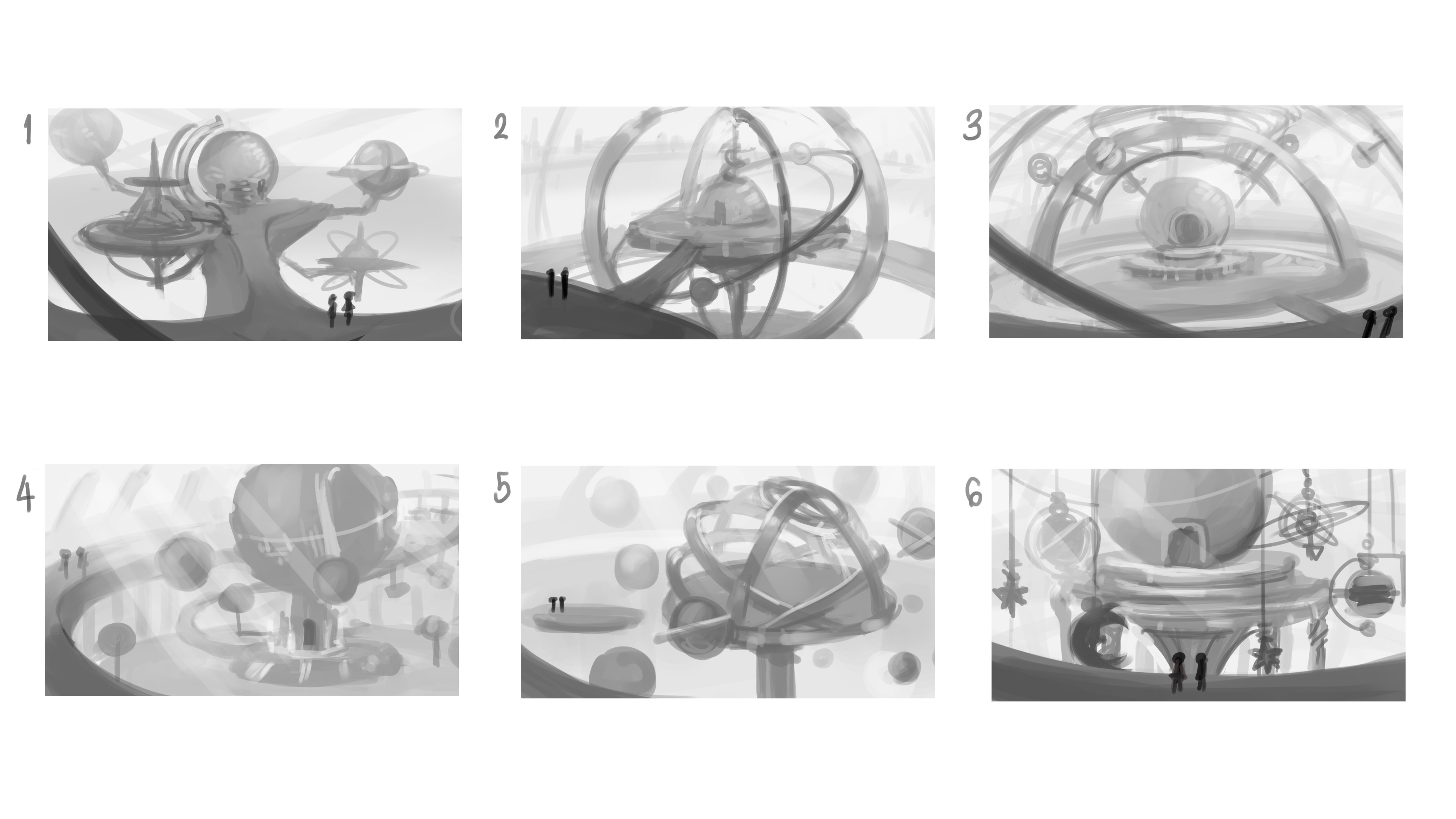 Thumbnail exploration for Orrery area