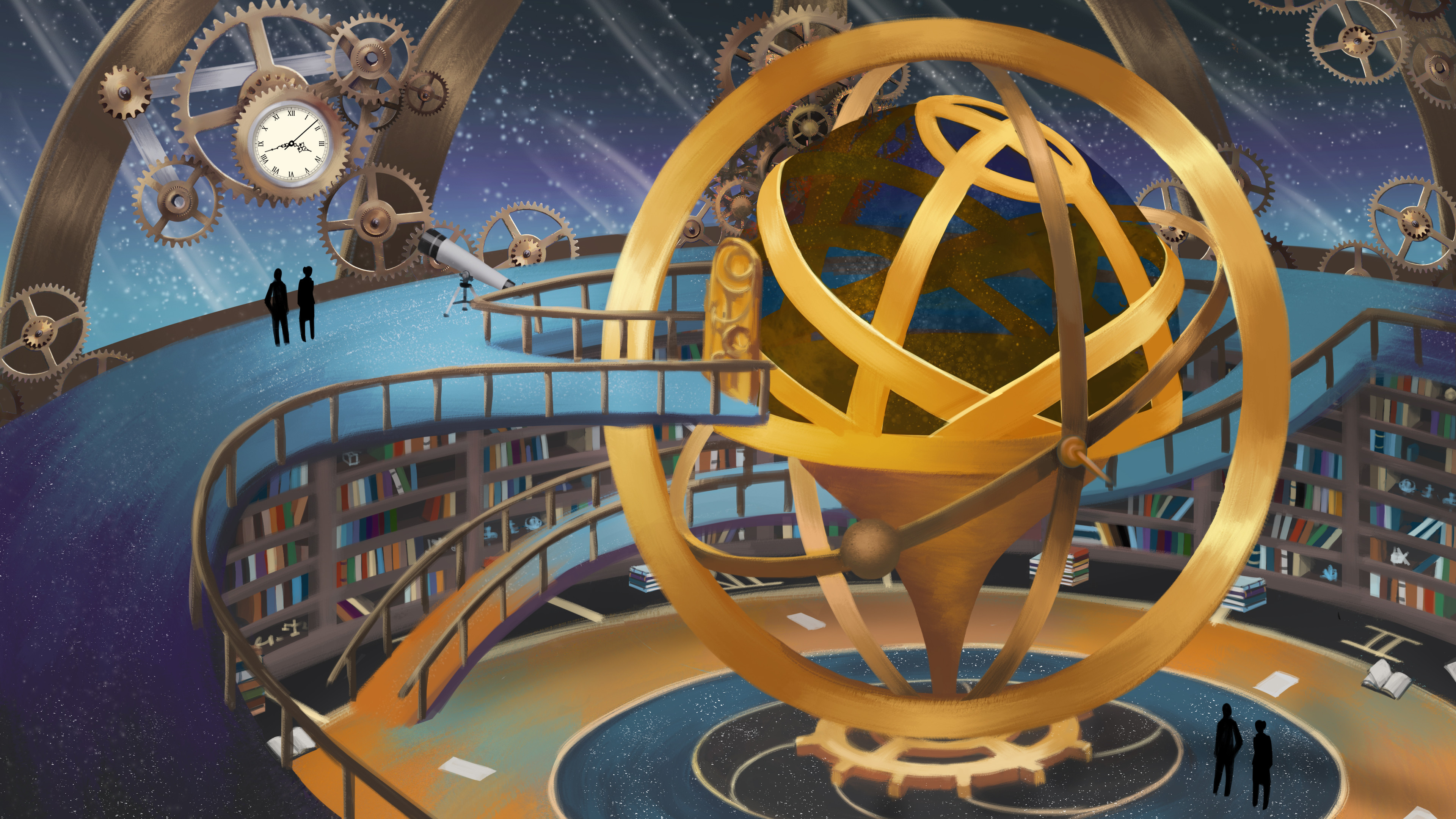 Orrery final concept