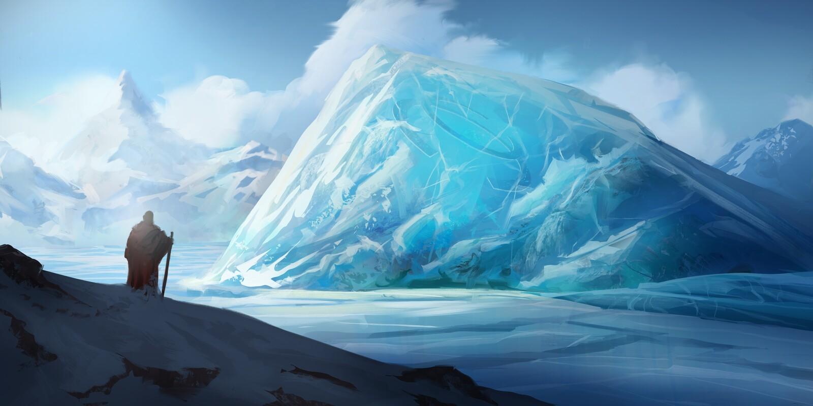 UFO Glacier