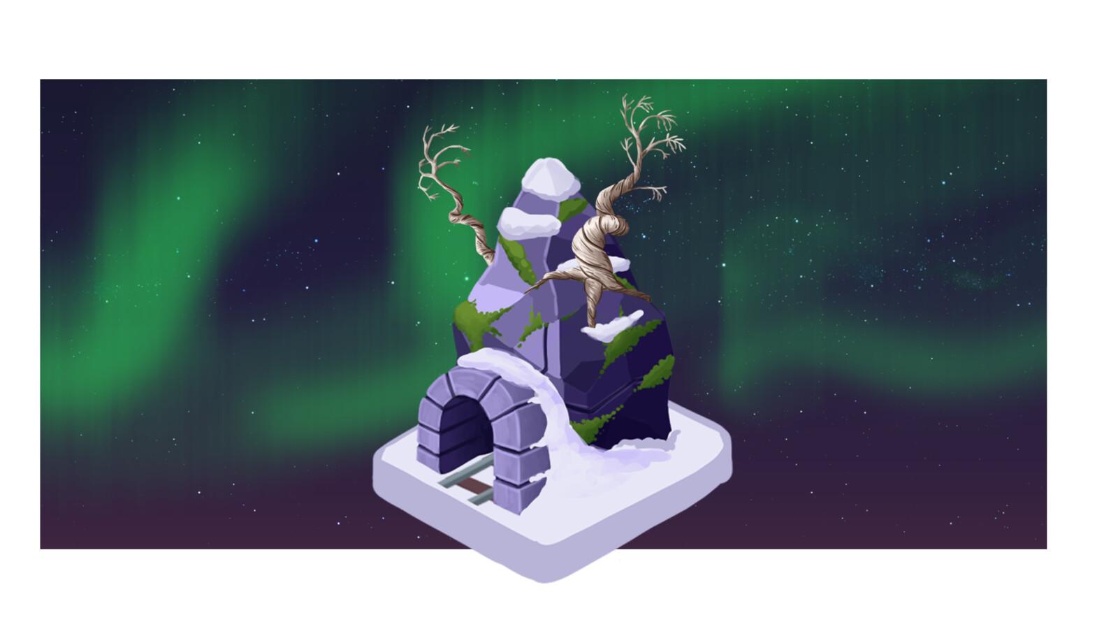 Locomotion: Arctic Exits