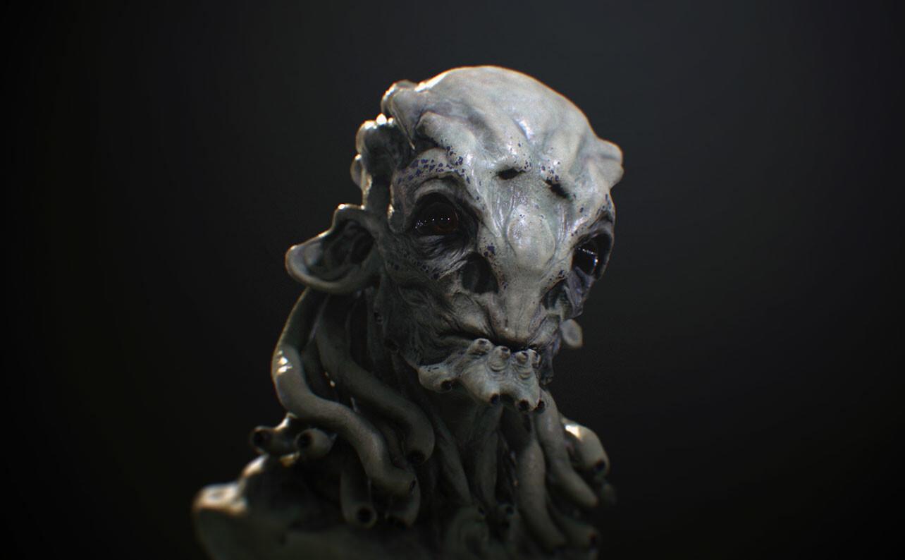 Creature render