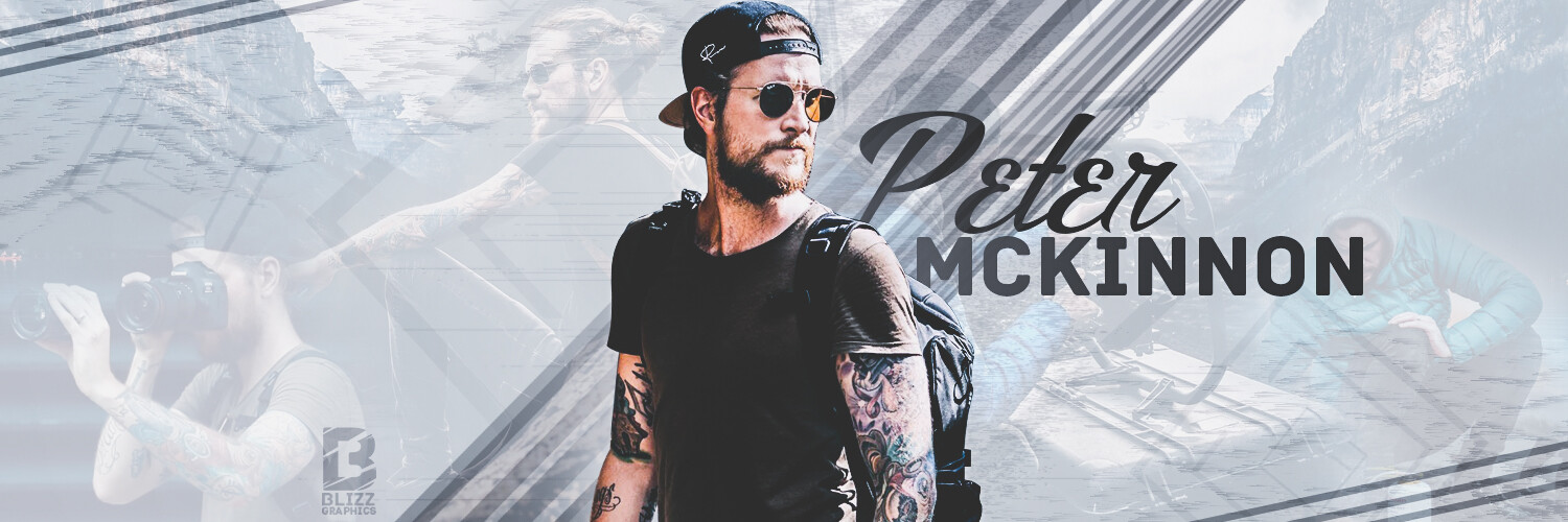 ArtStation - Header For Peter McKinnon (Fan Art), Blizz Graphics