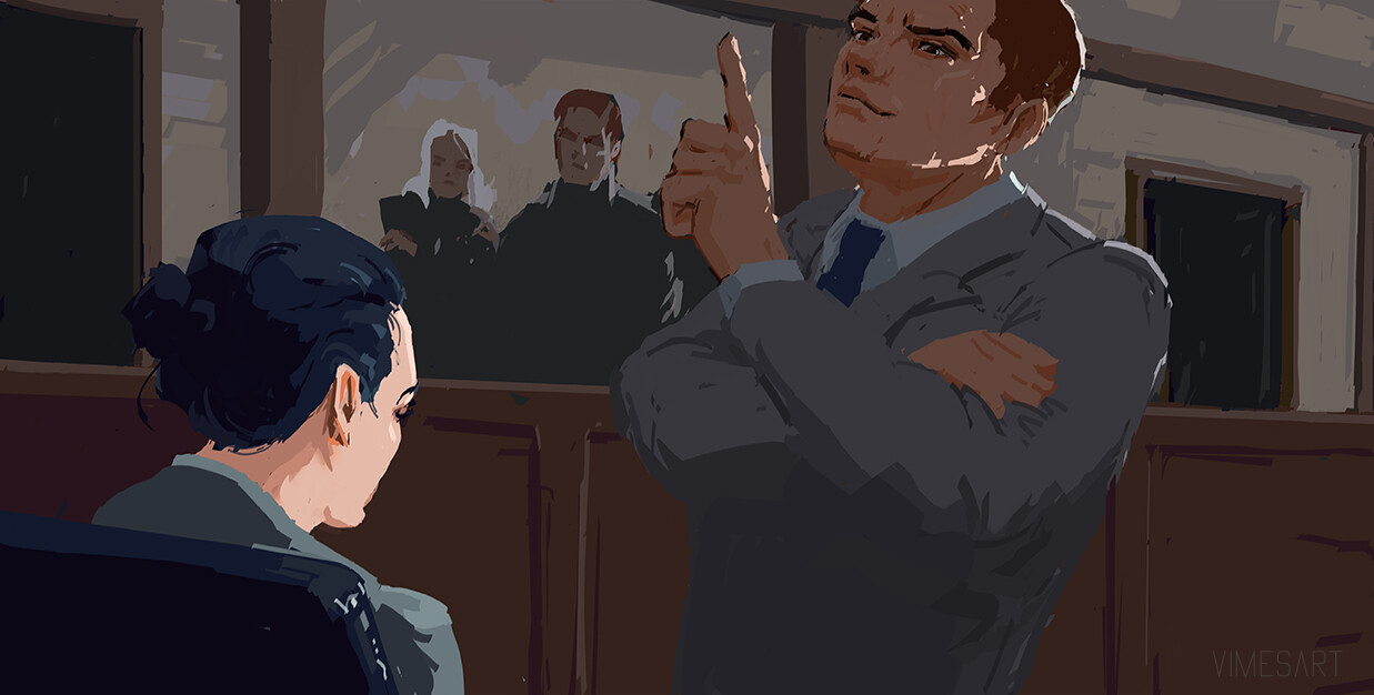 The defendant was last seen with the victim. She had motive. She had opportunity. No other culprit has been brought forth. Her guilt is the only logical conclusion