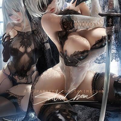 Sakimi chan full lace 2b