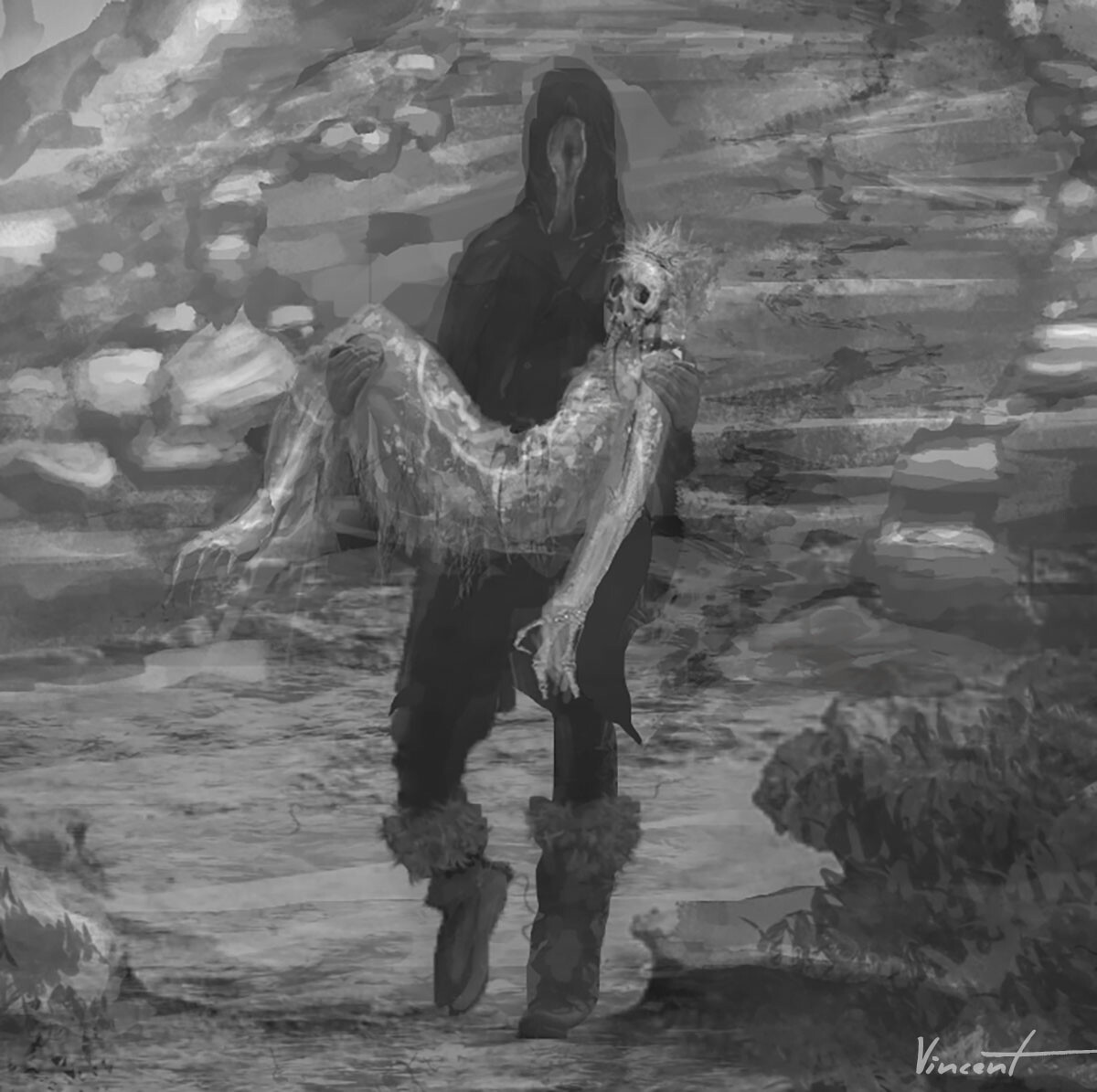 Vincent mactiernan harvesting souls cu2