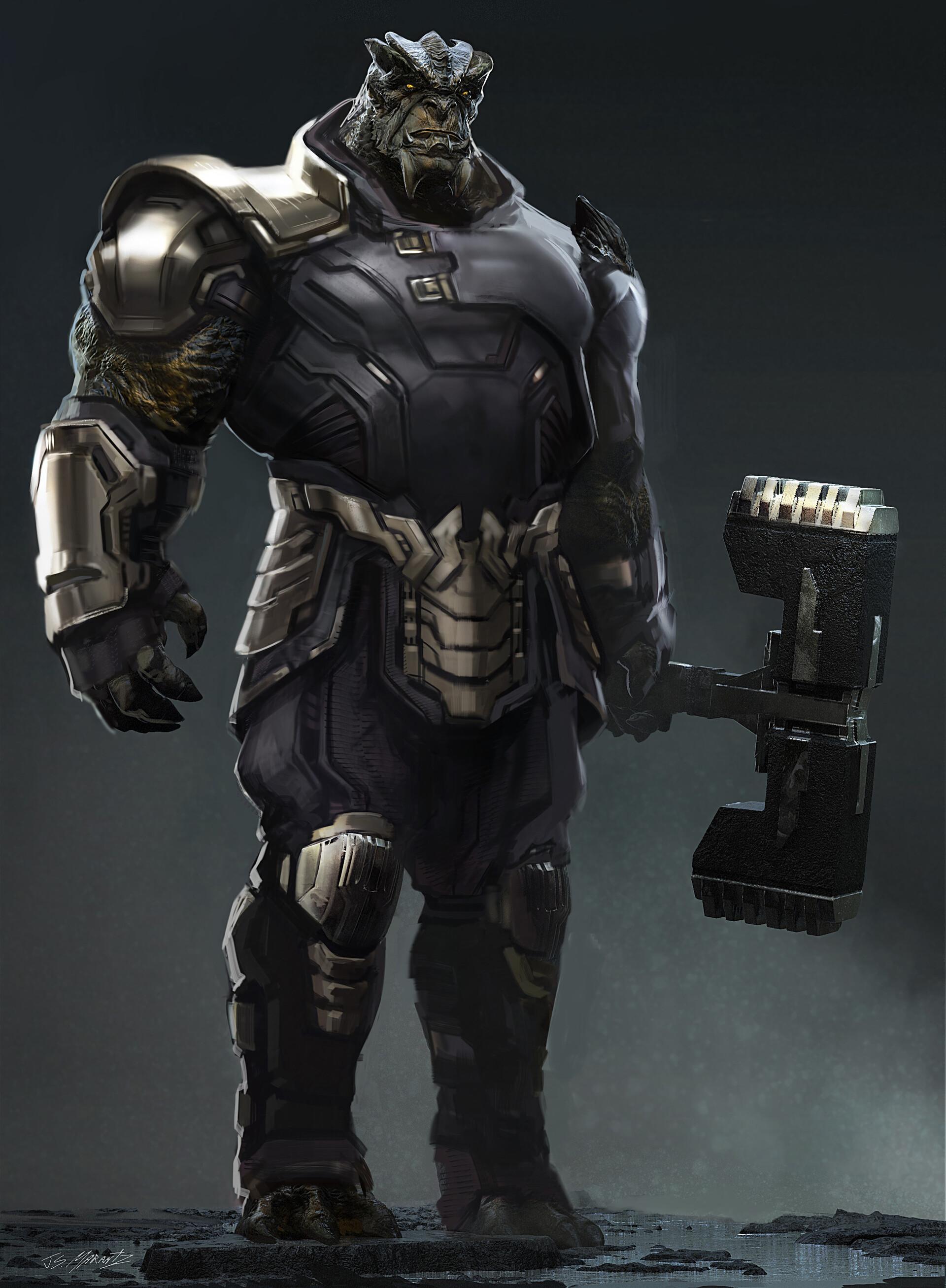 Jerx marantz black dwarf costume 1 2