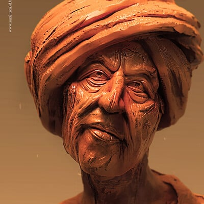 Surajit sen long time speed digital sculpting surajitsen march2019